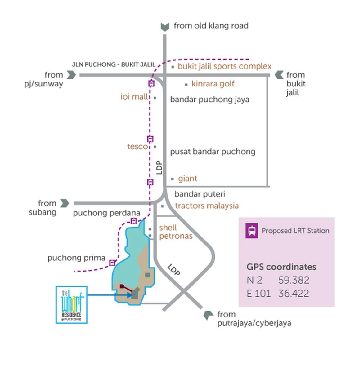 Map-Wharf
